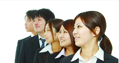 若手社員フォロー研修、新入社員研修新入社員研修でのご利用